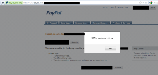 XSS+on+Paypal+-+Copy